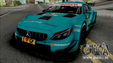 Mercedes-AMG C63 DTM Gary Paffett pour GTA San Andreas