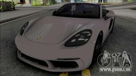Porsche 718 Boxster S pour GTA San Andreas