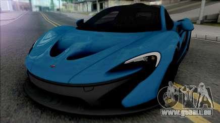 McLaren P1 2014 [Fixed] für GTA San Andreas