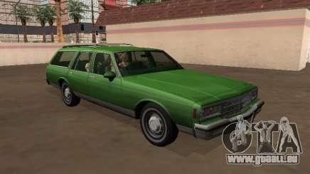 Chevrolet Impala 1984 Break pour GTA San Andreas