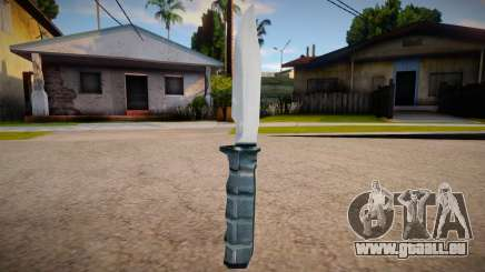 New knife (good textures) pour GTA San Andreas