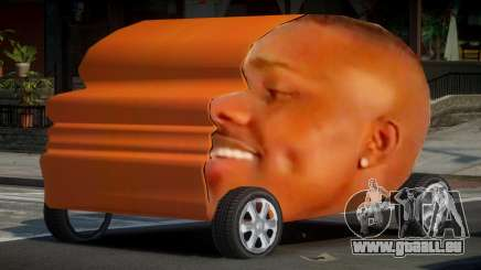 Dababy Car für GTA 4