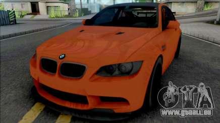 BMW M3 GTS [Fixed] für GTA San Andreas