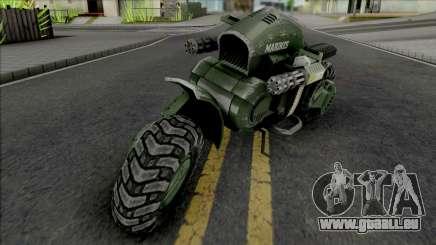 GTA Halo UNSC Bike GGM Conversion pour GTA San Andreas