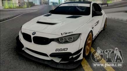 BMW M4 GTS Varis 2016 pour GTA San Andreas