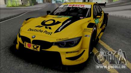 BMW M4 DTM Timo Glock pour GTA San Andreas