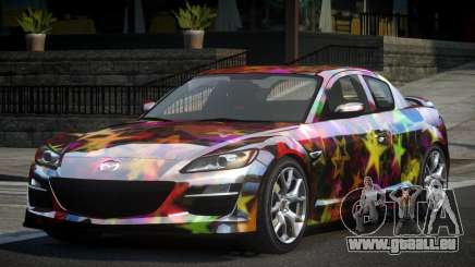 Mazda RX-8 SP-R S10 pour GTA 4