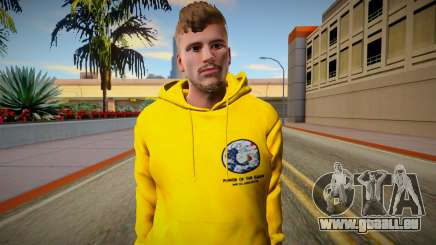 Timo Werner pour GTA San Andreas