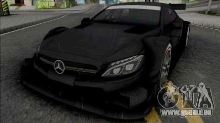 Mercedes-AMG C63 DTM pour GTA San Andreas