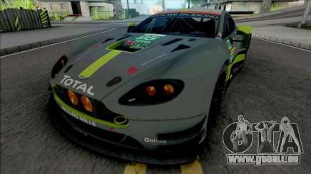Aston Martin Vantage GTE 2017 (Real Racing 3) pour GTA San Andreas