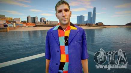New Andre Skin pour GTA San Andreas