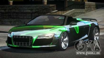 Audi R8 SP Roadster PJ7 pour GTA 4