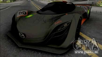 Mazda Furai [Fixed] pour GTA San Andreas