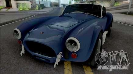 AC Shelby Cobra 427 1965 (Forza Motorsport 4) pour GTA San Andreas