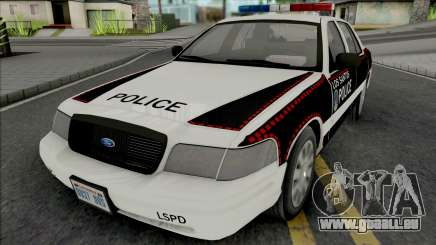 Ford Crown Victoria 2011 Bosnian Livery Style pour GTA San Andreas