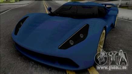 Genty Akylone 2015 für GTA San Andreas