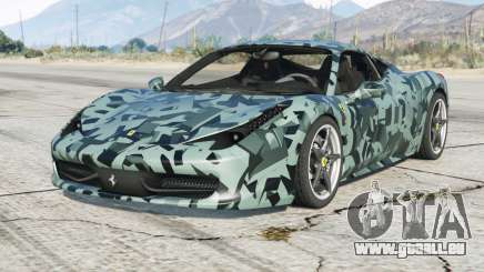 Ferrari 458 Italia 2010〡add-on pour GTA 5