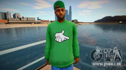 Kanye West Sweet pour GTA San Andreas