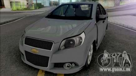 Chevrolet Aveo LTZ 2015 für GTA San Andreas