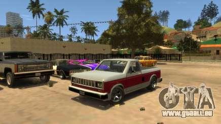 Bobcat SA pour GTA 4