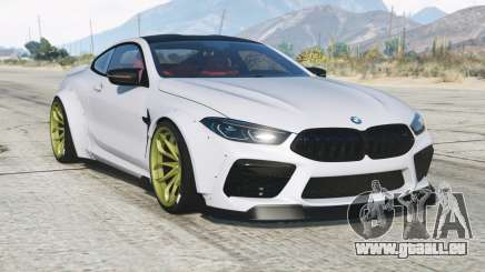 BMW M8 Competition coupé Mansaug (F92) 2019〡add-on v2.1 pour GTA 5