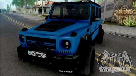 Brabus G55 für GTA San Andreas
