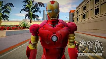Iron Man Skin HQ pour GTA San Andreas