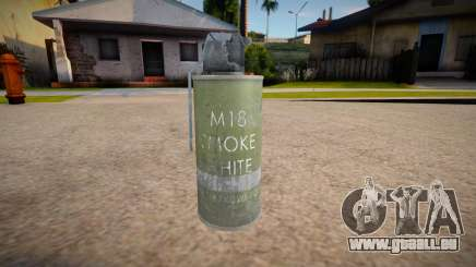 fumigène pour GTA San Andreas