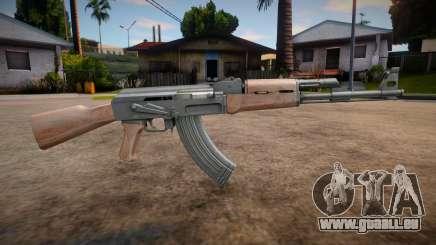 HQ AK-47 V2.0 pour GTA San Andreas