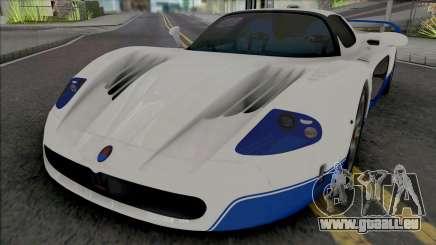 Maserati MC12 [HQ] für GTA San Andreas