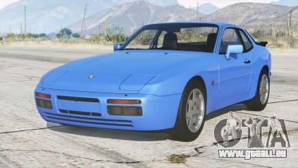 Porsche 944 Turbo 1989〡add-on v1.2 pour GTA 5