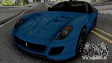 Ferrari 599 GTO [Fixed] pour GTA San Andreas