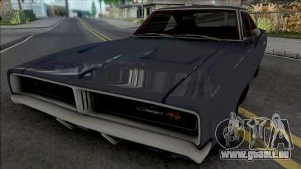 Dodge Charger RT 1969 [Fixed] pour GTA San Andreas