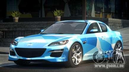 Mazda RX-8 SP-R S8 pour GTA 4