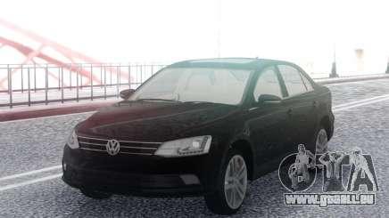 Volkswagen Jetta 2016 pour GTA San Andreas