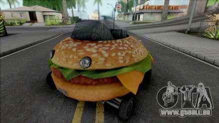 Burger Shot Bunmobile für GTA San Andreas
