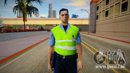 Policija Skin pour GTA San Andreas