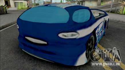 Hot Wheels Deora 2 Wave Rippers Low Poly pour GTA San Andreas