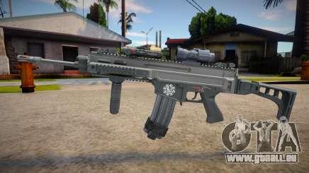 CZ-805 (good textures) für GTA San Andreas