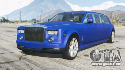 Rolls-Royce Phantom Limousine Mutec 2008〡add-on pour GTA 5