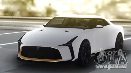 Nissan GT-R 50 pour GTA San Andreas