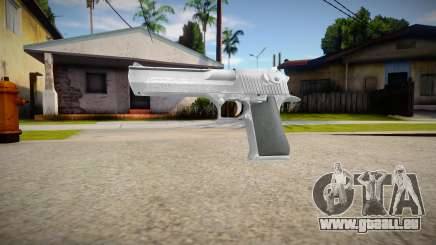 Desert Eagle 50AE pour GTA San Andreas