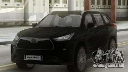 Toyota Highlander Platinum 2020 pour GTA San Andreas
