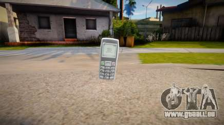 Phone from GTA IV pour GTA San Andreas