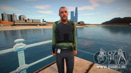 GTA V policier pour GTA San Andreas