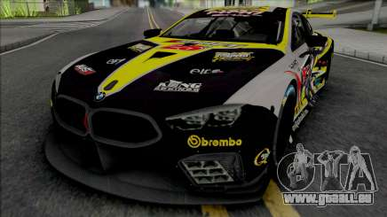 BMW M8 GTE 2018 (Real Racing 3) pour GTA San Andreas