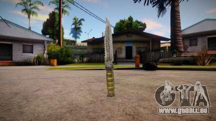 Knife HD pour GTA San Andreas