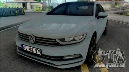 Volkswagen Passat B8 [HQ] pour GTA San Andreas