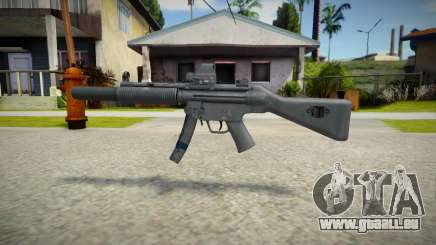MP5SD (COD MW2019) pour GTA San Andreas