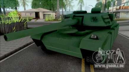 Green Rhino für GTA San Andreas
